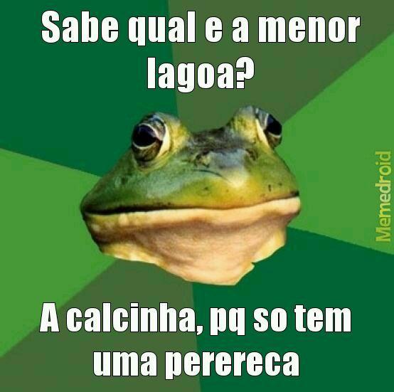 Lagoinha - meme