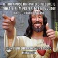 Gesù e contro gli spoiler