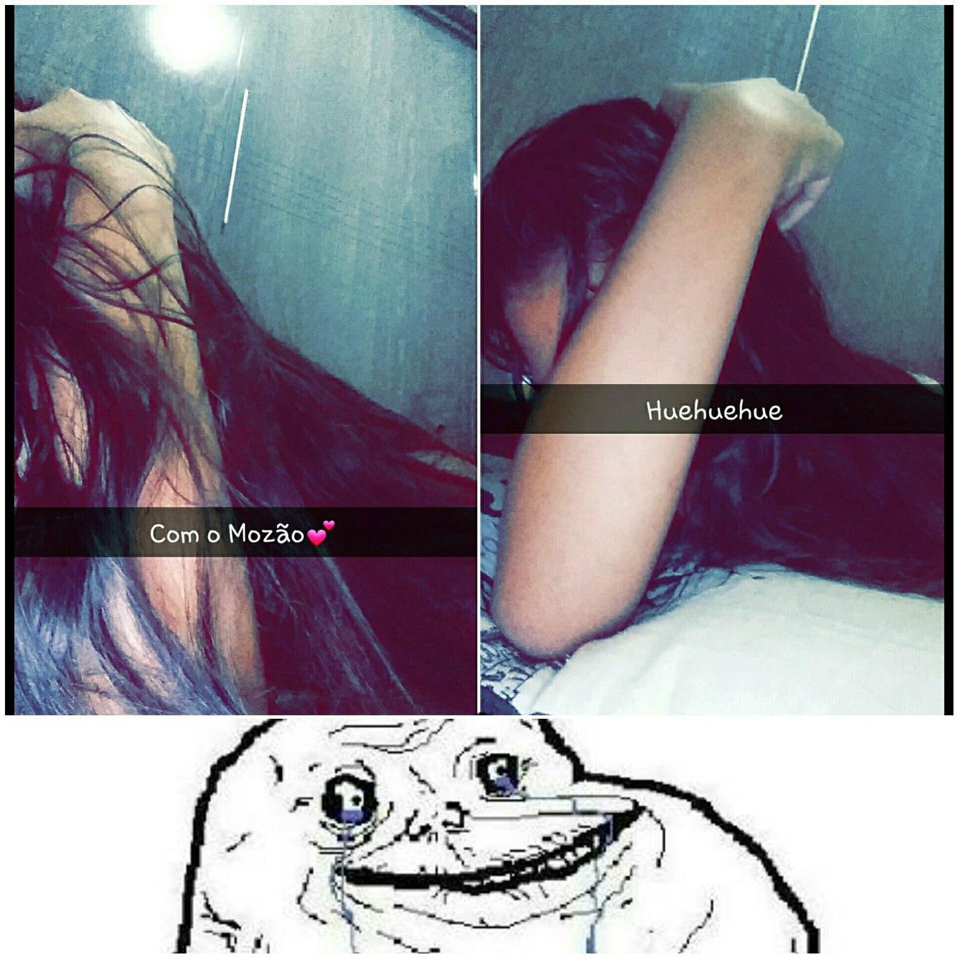 Nível de solidão - meme