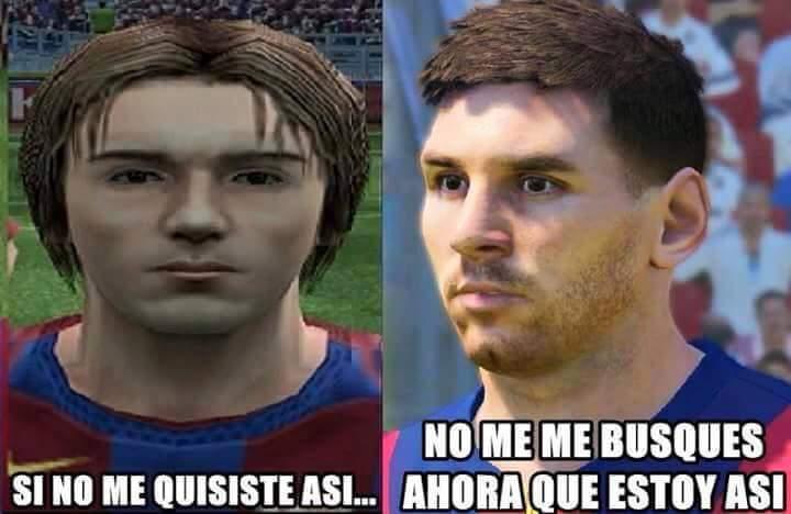 Messi ;) - meme