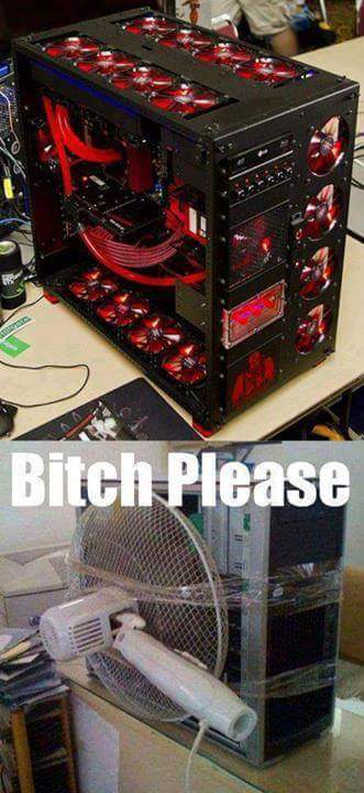 Computadoras Gamers xD - meme