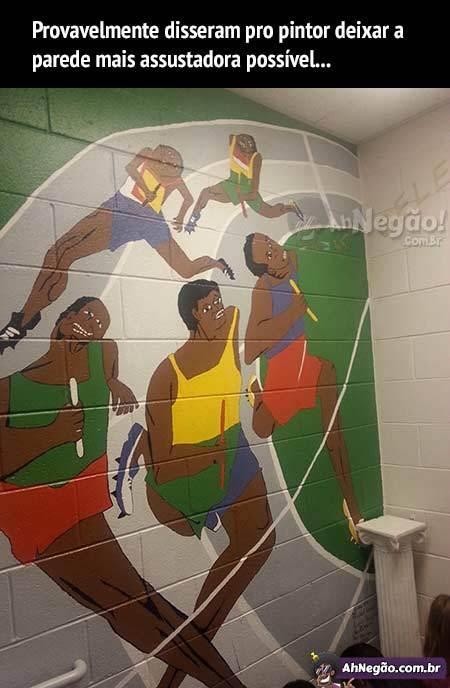 Olimpiadas 2016 ja estão ai - meme