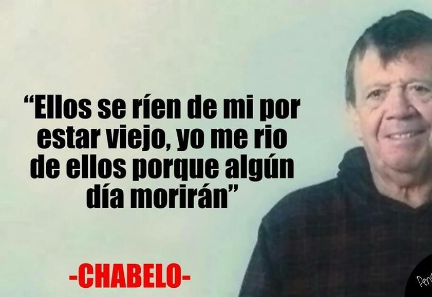 Chabelo Loco - meme