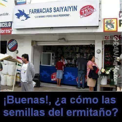 farmacia saiyaiyin - meme