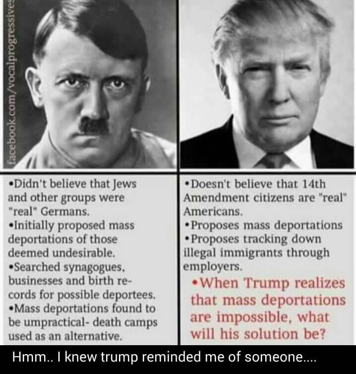 Donald dump - meme