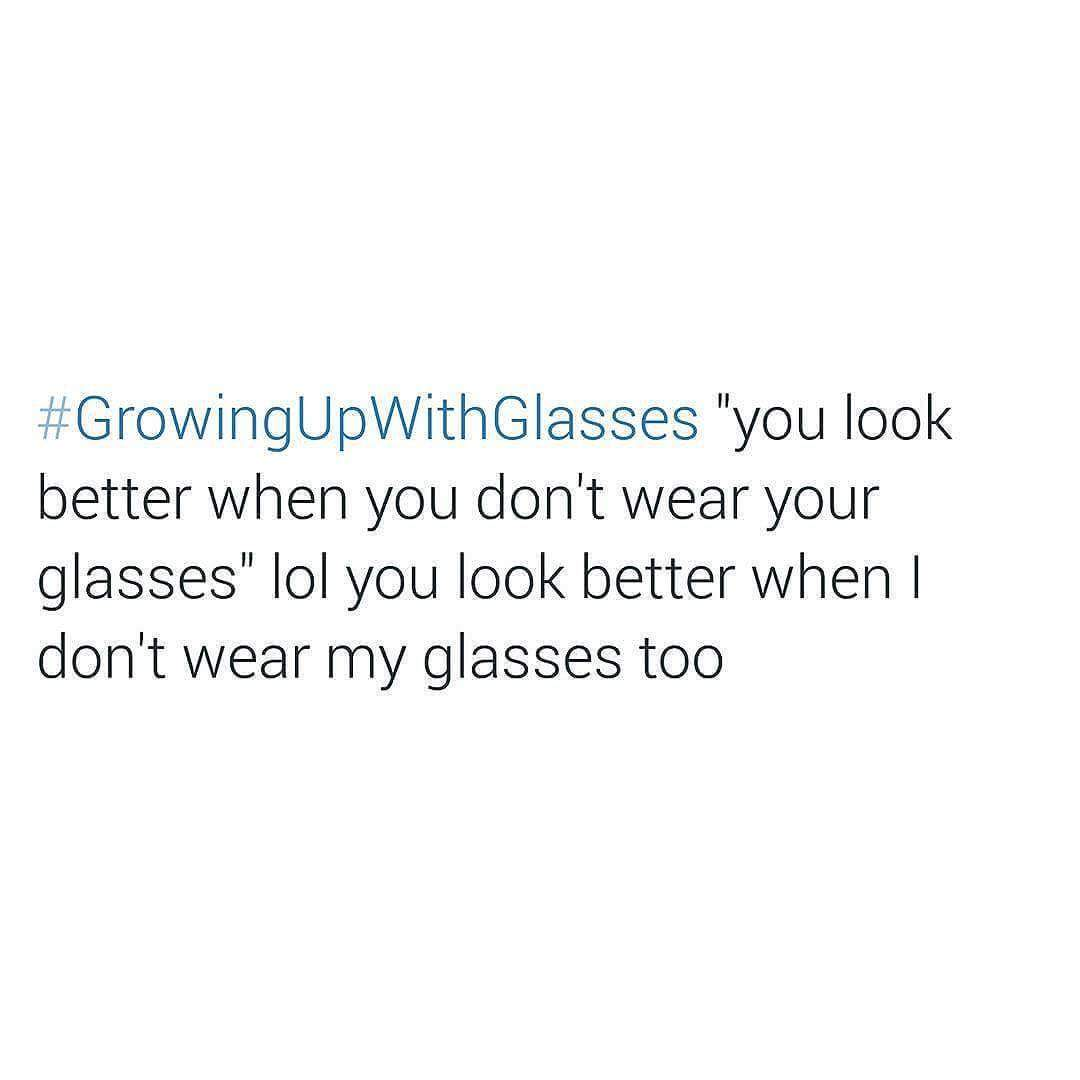 Please use this if you wear glasses - meme