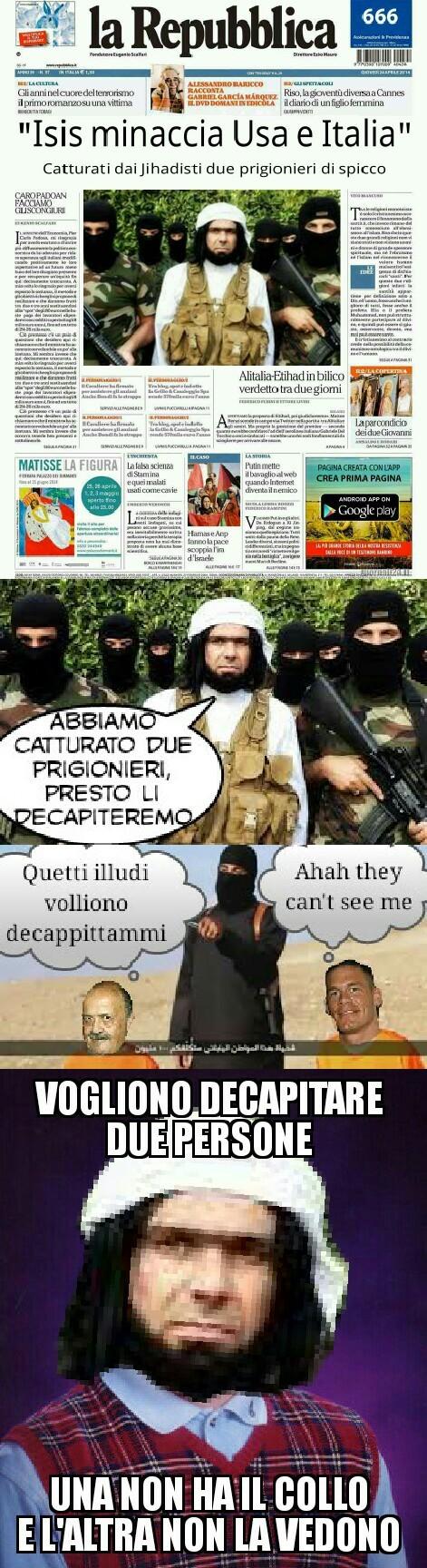 #IsisTrollingDay - meme