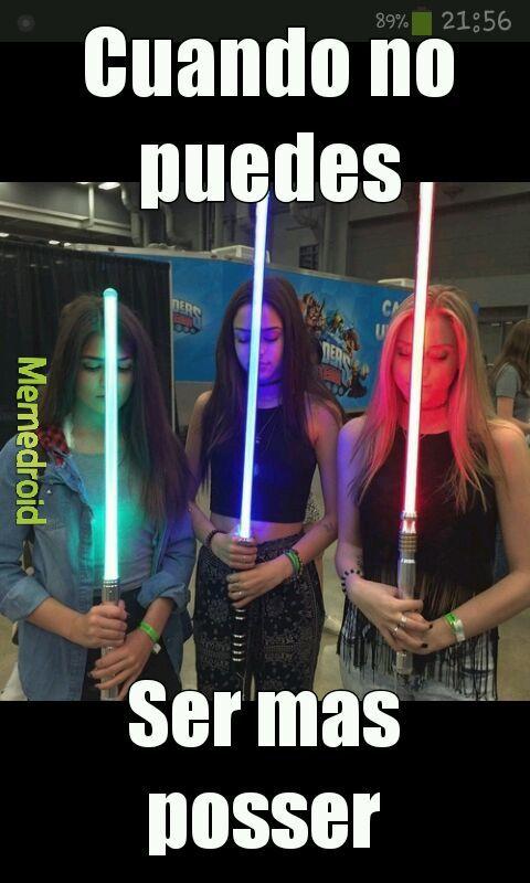 Posser - meme