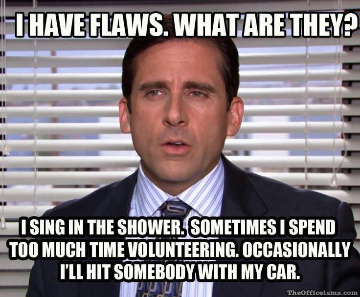 We all have flaws (  ͡° ͜ʖ ͡°) - meme