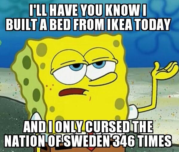 OP still loves you Sweden. - meme