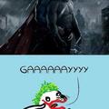 Superman porcellone