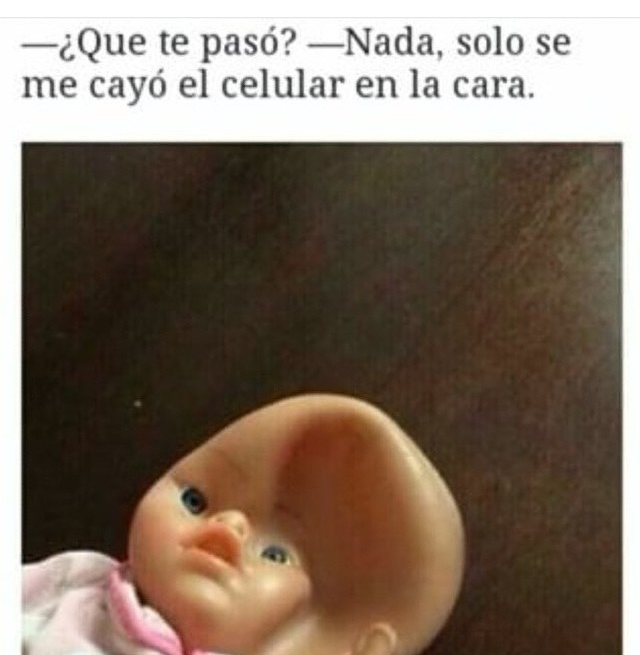 Nada... - meme