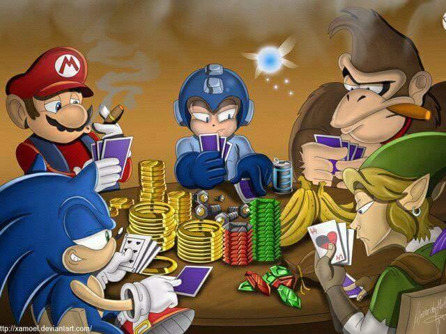 Poker - meme
