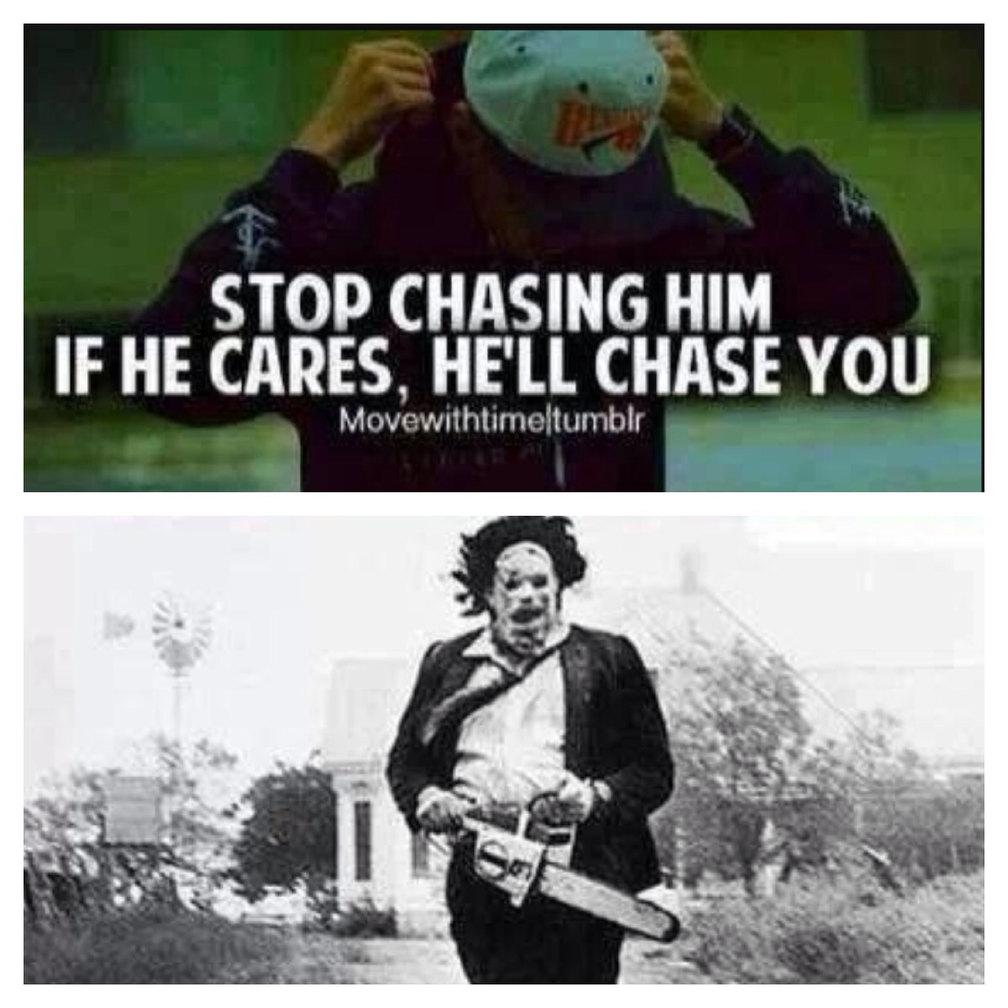 Chainsaw - meme