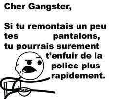 Cher Gangster ... - meme