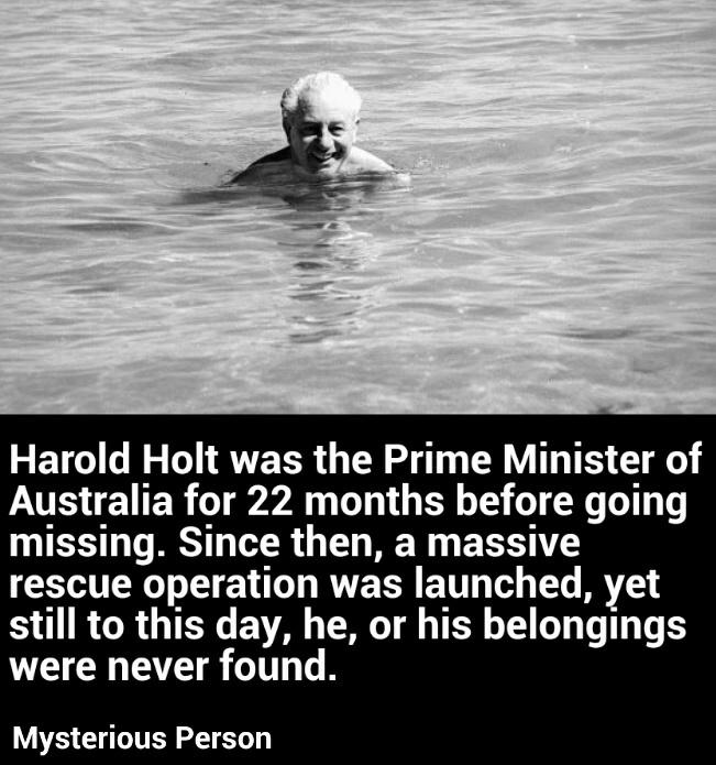 Australian Prime Minister - meme
