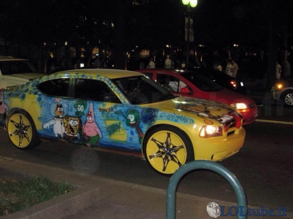La voiture de Bob - meme