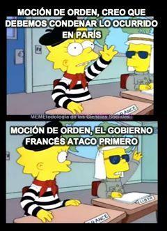 Los Simpsons lo hicieron otra vez D: - meme