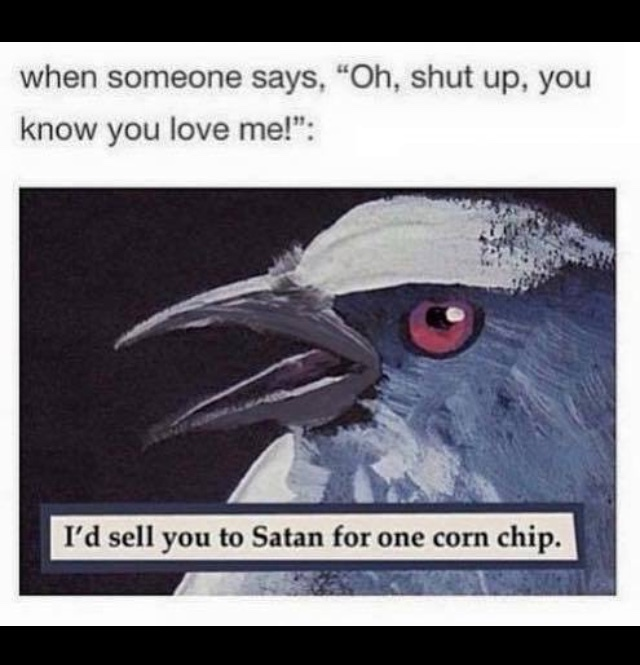 Corn Chip Life - meme