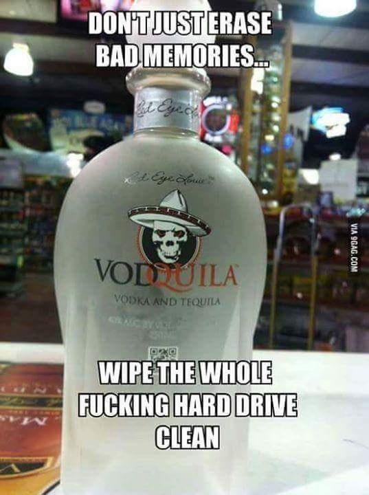 Taking white girl wasted to a new level - meme