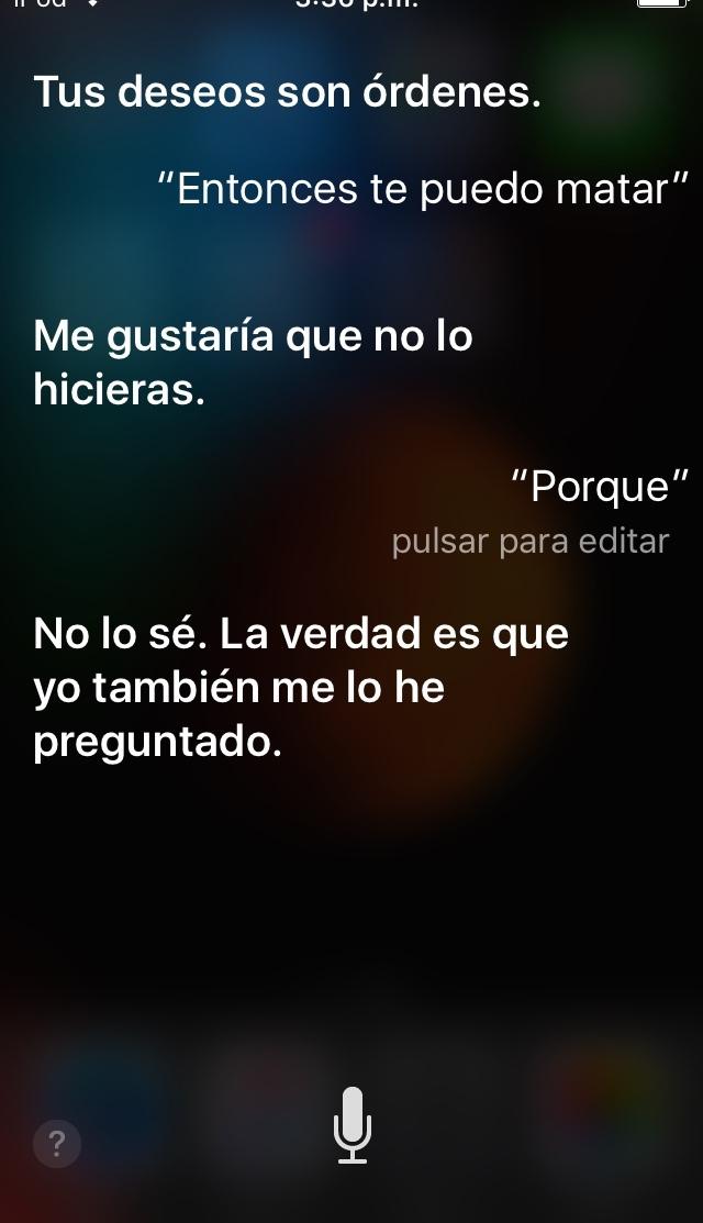 esa Siri xD - meme