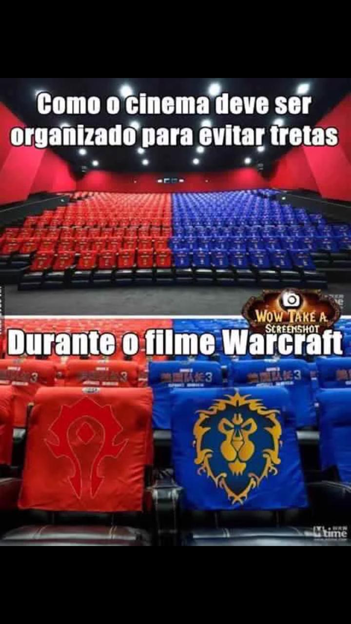Warcraft - meme