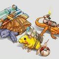 Pokemons na realidade