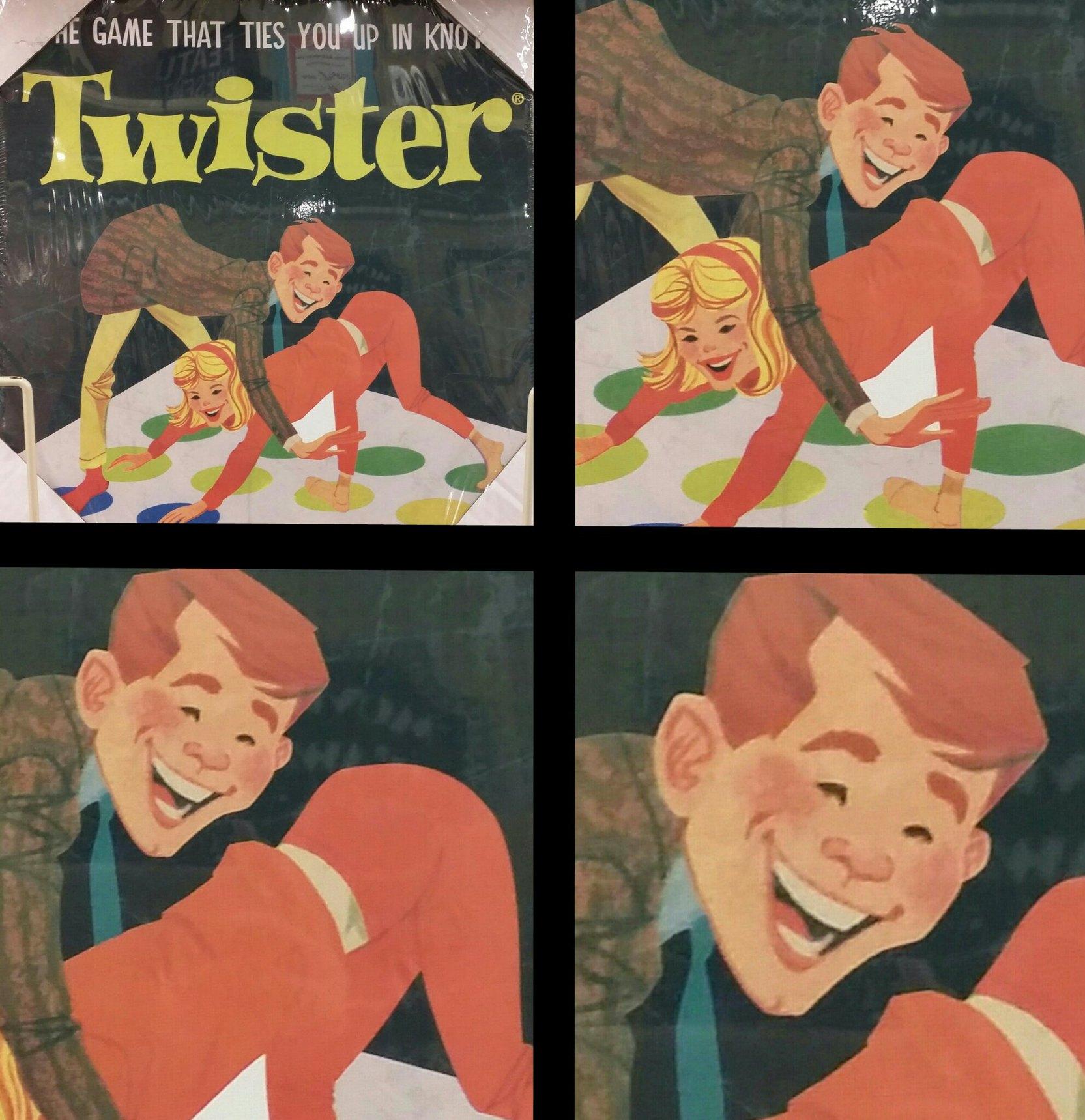 Awww yissss. Twister anyone? - meme