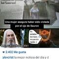 Sauron lokillo
