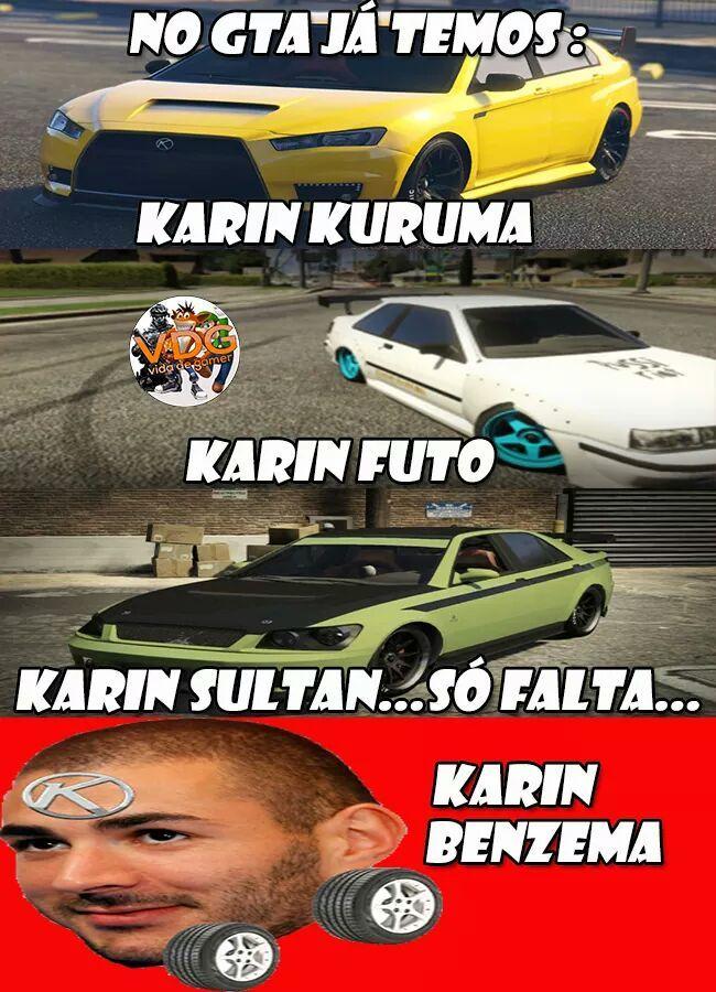 Karin - meme