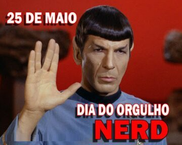 feliz dia do orgulho nerd - meme