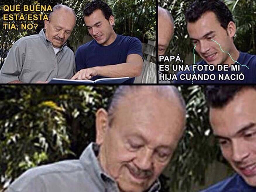 Abuelo Sape - meme