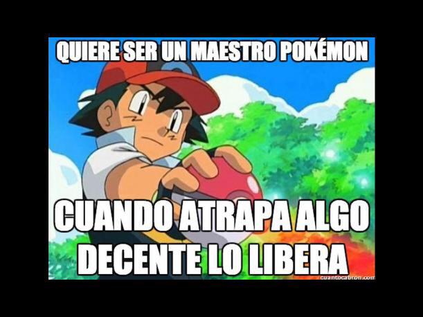Tipico de Ash - meme