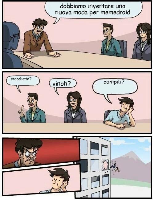 Basta meme sui compiti!