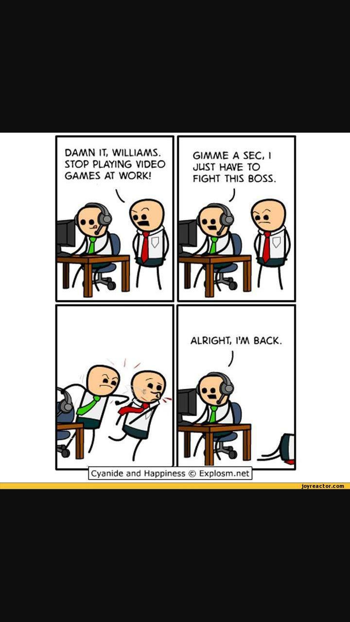 Like a boss - meme