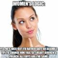 Womens logic