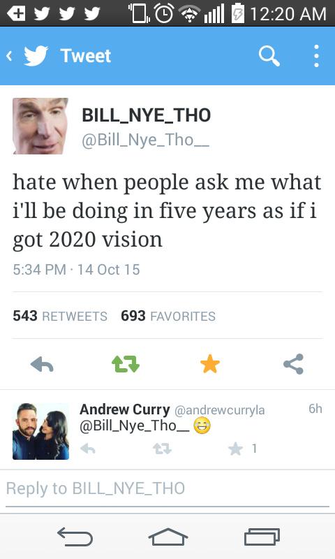 Bill nye, the god of science - meme