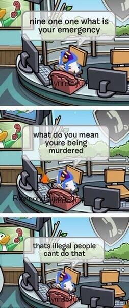 Club Penguin Was Da Shit Brochacos - meme
