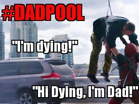 #DADPOOL - meme