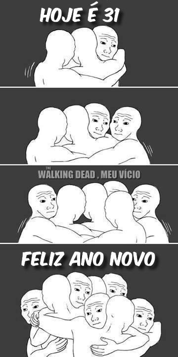 FELIZ ANO NOVO A TODOS ! (^..^ ) - meme