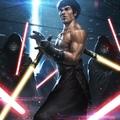 Enter the Jedi...