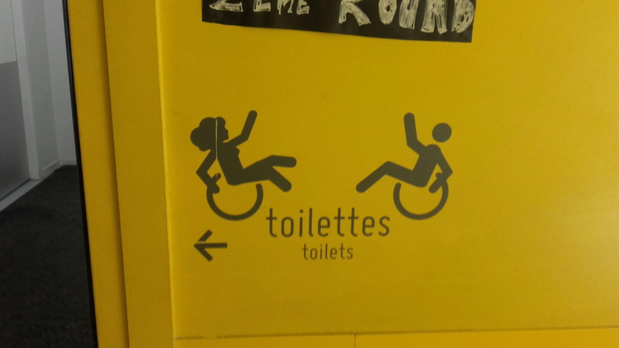 Les handicapés ont l'air de s'éclater à Nîmes xD - meme