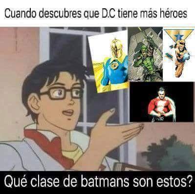 DC - meme