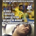 porra Neymar