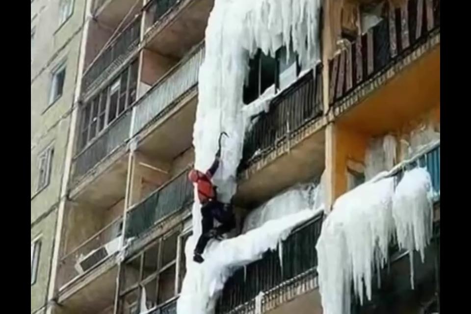 Alpiniste - meme