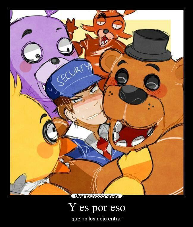 ~Five Nights at Freddy's~ - meme