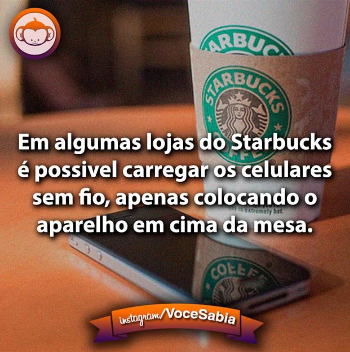 #Partiu StarBucks - meme