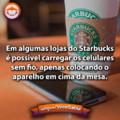 #Partiu StarBucks