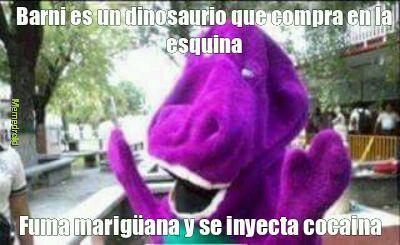Barni - meme