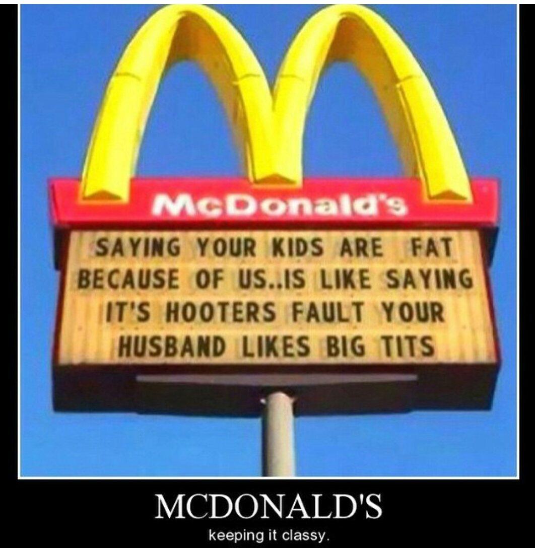 Who loves McDonalds??? - meme